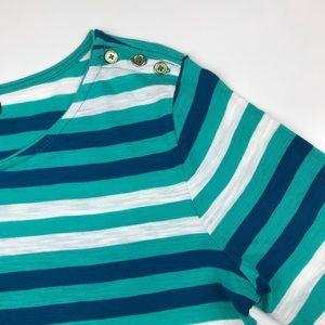 GAP Tops - Gap Striped Shirts Tops Medium